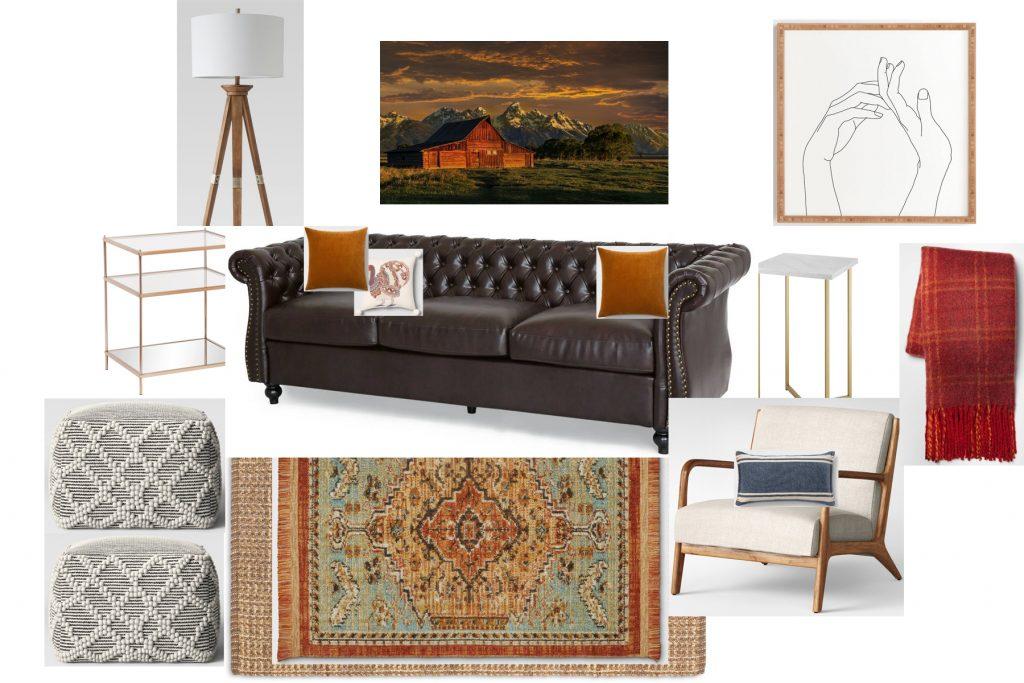 daffodilseid living room board