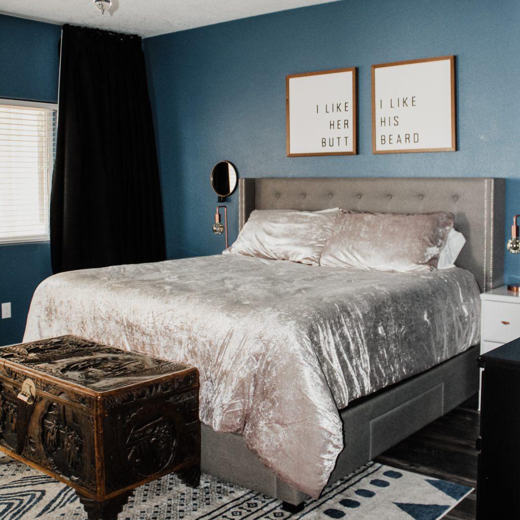 daffodilSEID - Master Bedroom Makeover