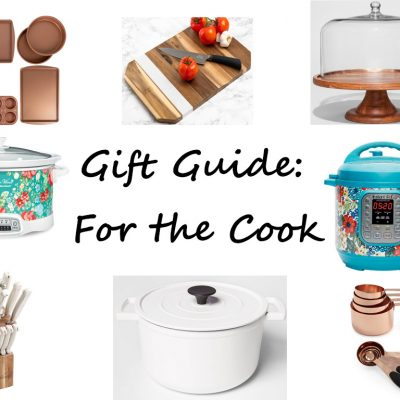 Gift Guide: For the Cook and Kitchen Lovers