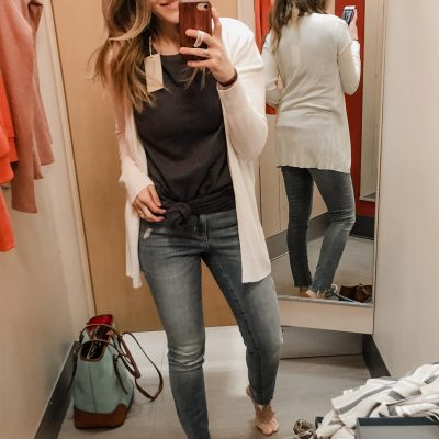 6 Items, 2 Shoes, 1 Accessory- 20+ Outfits – Target