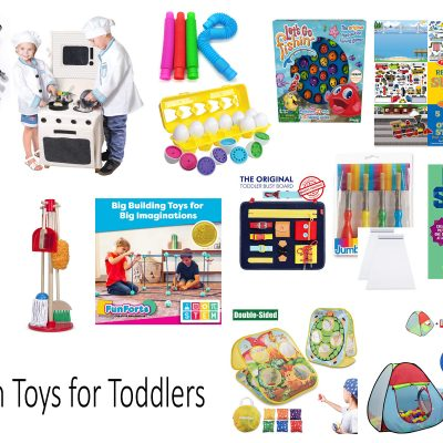 Ultimate List of Toys to Keep Your Toddler Busy