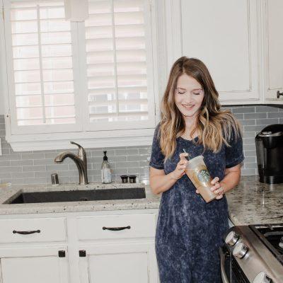 DIY Iced Lavender Latte – Plus My Coffee Essentials