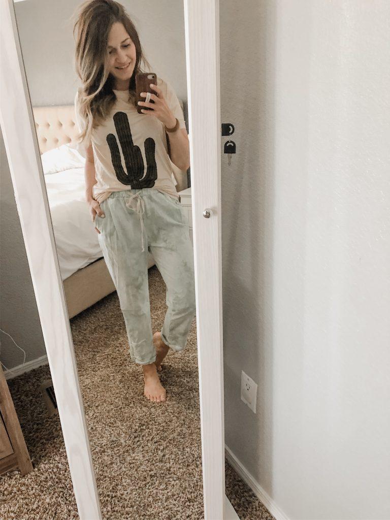 daffodilseid - Amaryllis Apparel cute lounge pants
