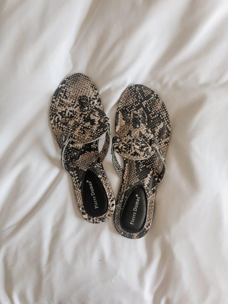 daffodilseid - Versona sandals