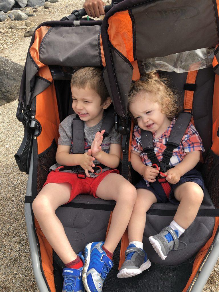 daffodilseid - boys stroller