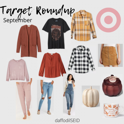 Monthly Target Roundup :: September
