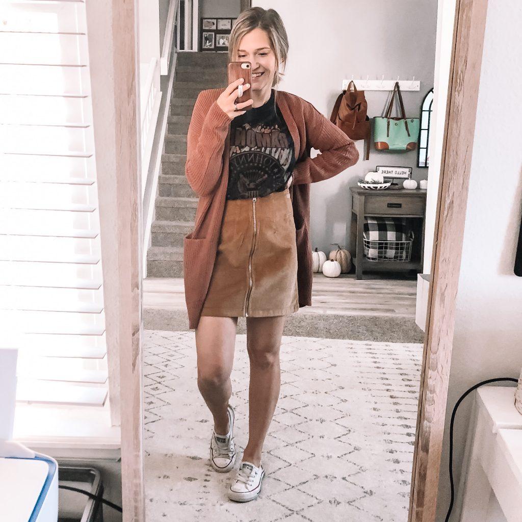 target skirt