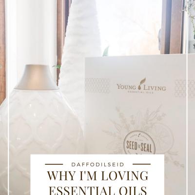 Why I'm Loving Essential Oils For Wellness