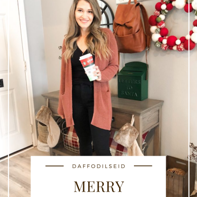 Merry Blogmas! What it is and What to Expect!