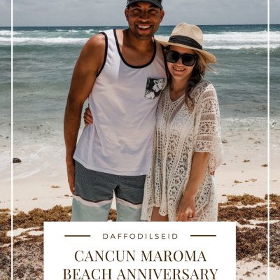 Cancun Maroma Beach Anniversary Trip -Complete Review!